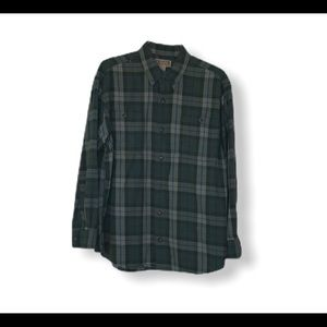 Duluth Trading Co. Plaid Flannel Long Sleeve